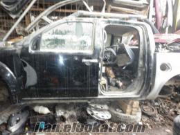 Nissan navara çıkma motor , defransiyel tampon , ÇAVUŞOĞLU toyota çıkma parça