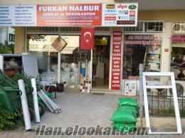 ACİL Devren Sahibinden Satılık Faal Nalbur & Dekorasyon Dükkanı - 55.000 TL