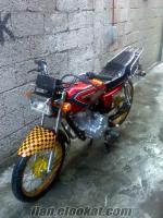 satılık mondial 125 lik motorsiklet