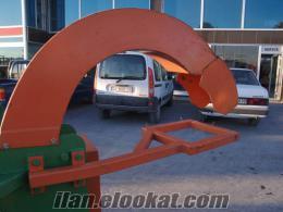 Torf, Malç, Kompost için Dal Parçalama-2010-Traktörlü-Torbalı