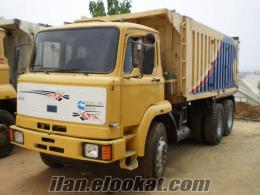 6x4 damperli kamyon bmc çift çeker satlık ikinci el