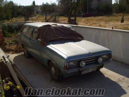 Izmir sahibenden satilik Opel record stw 1700