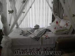 sünnet yatağı ve kapı süslemesi