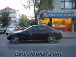 İstanbulda satılık bmv temiz