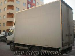istanbul başakşehir kiralık 2004 mitsubishi kamyonet