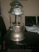 Orjinal Petromax Alman malı Fanus