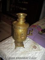1896 tarihli rus yapımı semaver