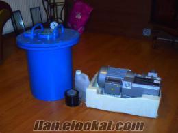 satılık 0 silikon vakum makinası
