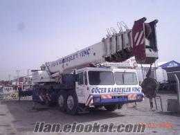 Konyada satılık demag hc400 , 150 ton