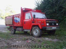 orduda sahibinden satılık 250 doc kamyonet