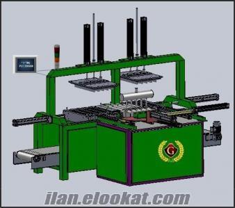 otomatik plc külah makinası