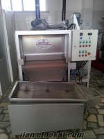 az kullanılmış tertemiz paletli çekirdek kavurma makinası