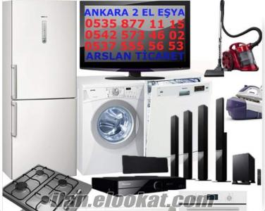 Ankarada Led Lcd Plazma Tv Spot Eşya 0 ve 2 El Elektronik Eşya Alanlar