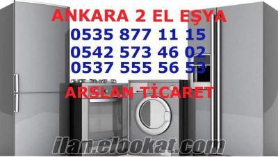 Ankara Yenimahalle Demetevler Batıkent Şentepe 0 ve 2 el eşya alanlar