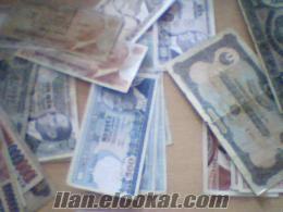 İkitellide para kolleksiyonu