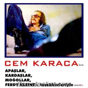 Satılık Plak Cem Karaca LP