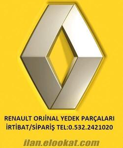RENAULT HESAPLI ORJİNAL YEDEK PARÇA SERVİSİ
