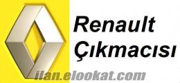 Renault Modellerine Ait Oto Çıkma Yedek Parçalar
