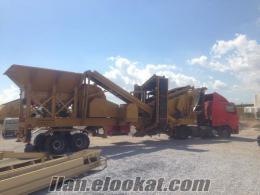 DRAGON 9 - Mobil Kapalı devre Kırma eleme tesisi