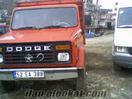 ordudan sahibinden satilik kamyonet