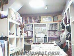 kayseride sahibinden devren satlık çeyiz mağazası