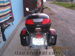 Samsun Kadı Köyde satılık motorsiklet