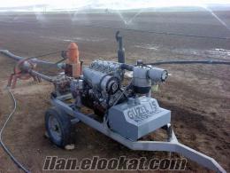 akarsu su pompası ve pancar motoru