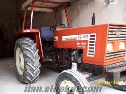 55-46 1988 model çadırlı traktör