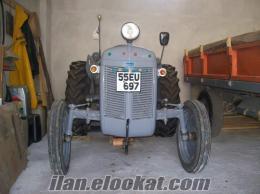 satılık antika traktör görmeniz