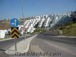 İzmir olimpiyat oyunlar köyünde satılık D- Teraslı daire