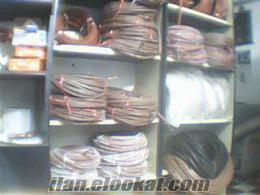 Silikon Ahşap İzolasyon Fitilleri PVC Fitilleri Montaj Ve Toptan Satışı
