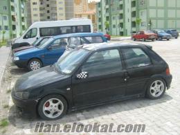sahibinden satılık pejo 106 GTI 1.6