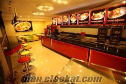 Komple Satılık Restaurant Malzemeleri