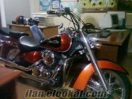 antalya alanyada sahibinden satılık honda shadow 750 motorsiklet