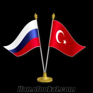 Rusça Türkçe Moldovca Romence yeminli tercüme tercüman Oxana Pilatin