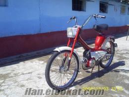 turgutluda satılık 2.el antika mobilet motorsiklet