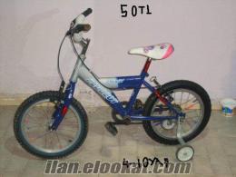 2.el bisikletler yımaz amcada her boy-12 ay kelepir