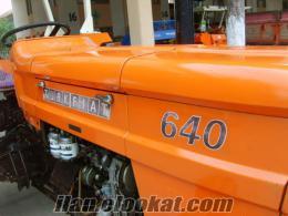 satılık 1985 model 640 fıat traktör