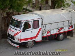 karamanda sahıbınden satlık pejo kamyonet