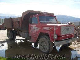 satılık as600 tek dingil damperli kamyon