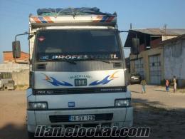bursadan sahibinden satılık 2000 model 822 prf kırkayak kasalı kamyon