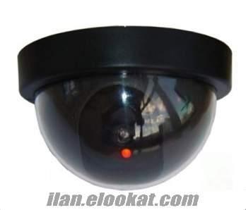 TOPTAN Hareket Sensörlü Dome Güvenlik Kamerası