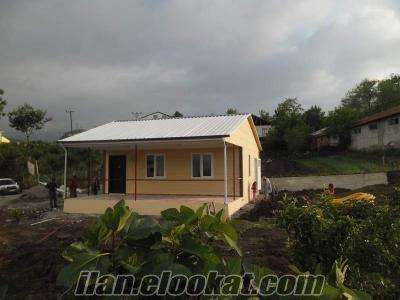 samsunda prefabrik ev:samsunda çelik yapı