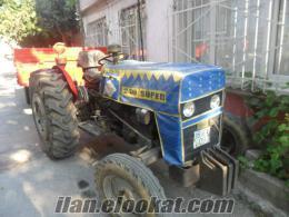 satılık traktör ve römorku