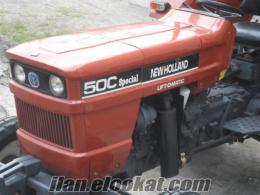2001 NEWHOLLAND 50 C SPECİAL