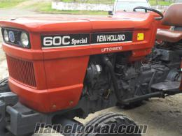 2001 NEWHOLLAND 60 C SPECİAL TURBO