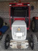 Satılık Başak 2073 sh Orj. Kabinli Traktör.