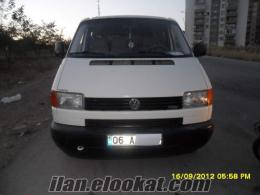 Ankara Pursaklarda sahibinden satılık VOLKSWAGEN Transporter Camlı Van 2.5 TDİ