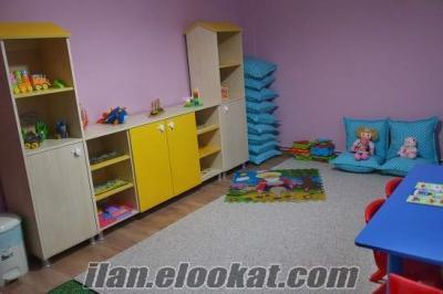 İkinci el fuul donanım anaokulu malzemesi satılıktır