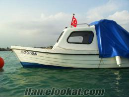 didimde satılık on numara keyif teknesi
